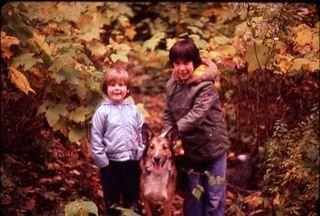 Me, My Sister, and Smokey the Wonderdog