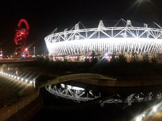 London 2012 Olypic Stadium